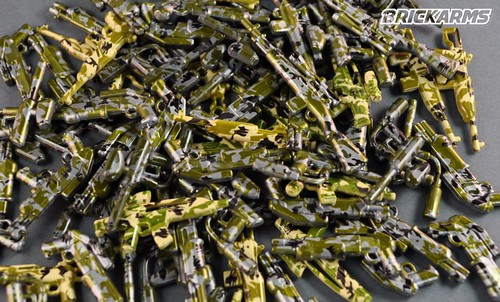 BrickArms Feb 2011 Freebies - Jungle Camo
