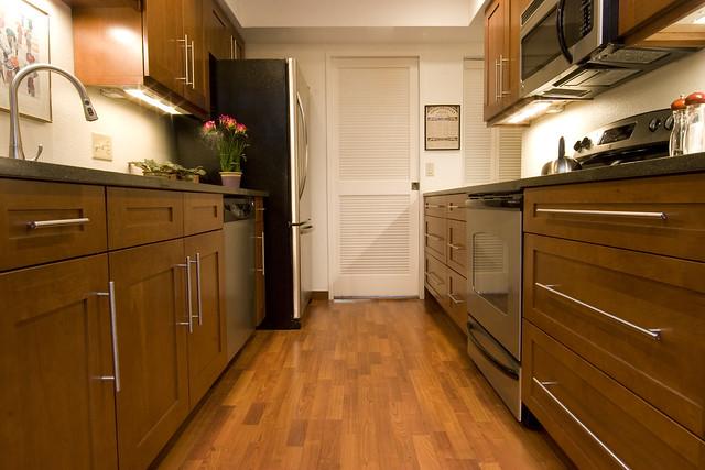 bellevue galley kitchen: 1 | Flickr - Photo Sharing!