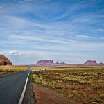 The Way to Monument Valley(CIMG4618)