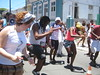 Caindo no samba