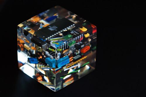 Cube 1 by KnightOfNi
