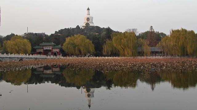 北京 北海公园