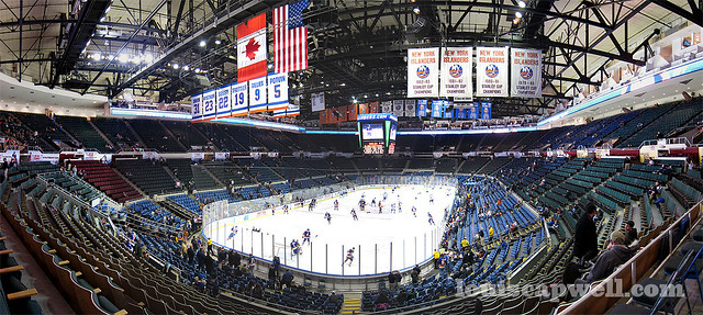 Ny Islanders Going Back To Nassau Coliseum