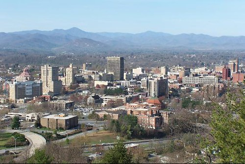 Asheville, Buncombe County, North Carolina