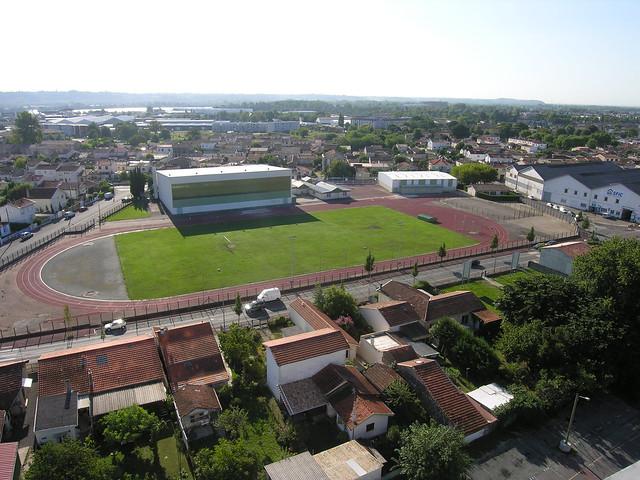 Stade duhourquet b gles flickr photo sharing for Piscine de begles