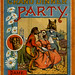 The Dog's Grand Dinner Party, 1869 by laura@popdesign