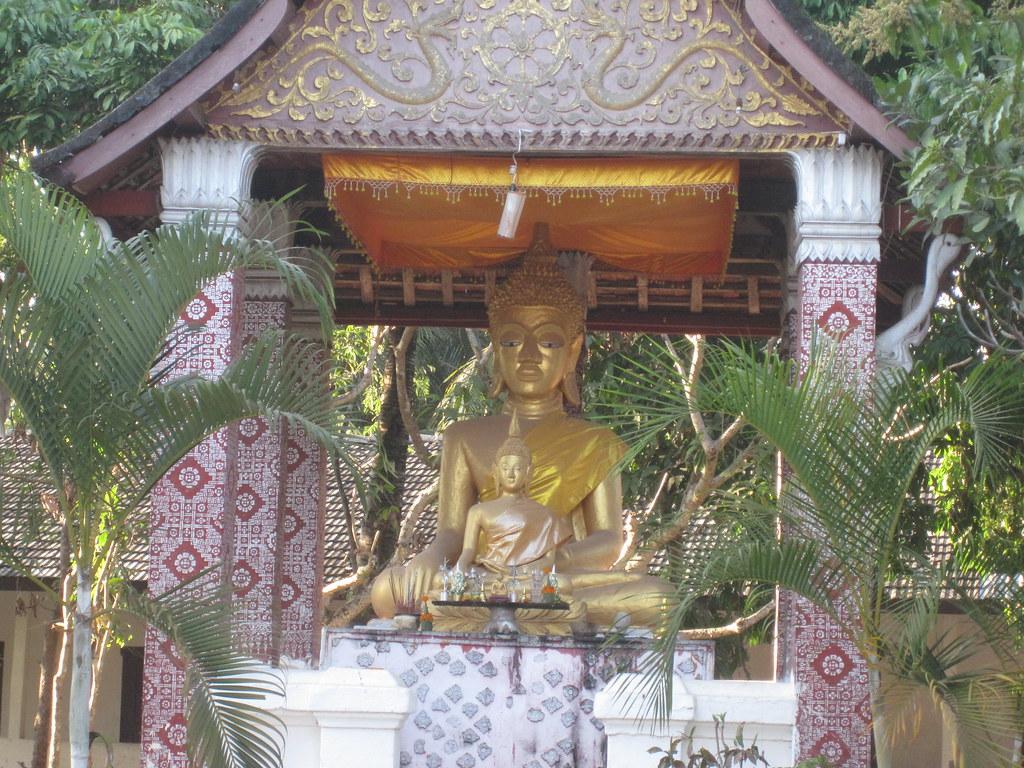 Laos Temple 1