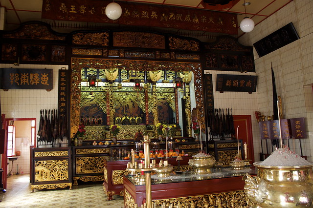 temple in Hainan by CC user seafaringwoman on Flickr