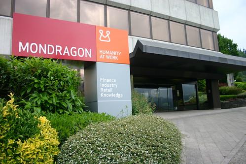 Una sede del grupo Mondragon