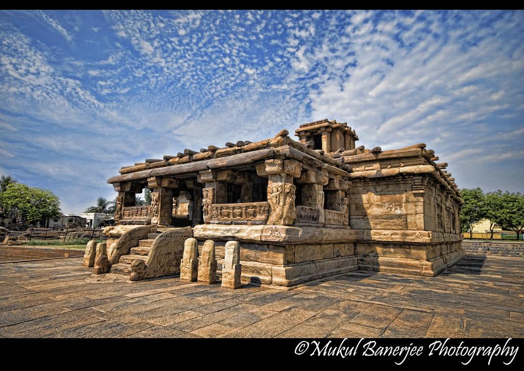 Lad Khan temple, Aihole, Karnataka