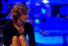 Ayda at the Bowling Alley