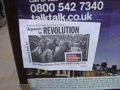 Arguments for revolution