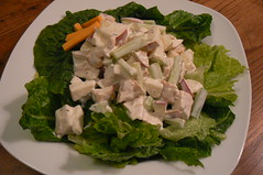 Curry Apple Chicken Salad Jane