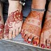 Thai yoga foot Massage and henna workshop by ReMarkable Blackbird