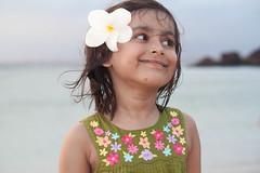 At the Kahekili Beach