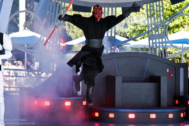 Disneyland Aug 2010 - Jedi Training Academy