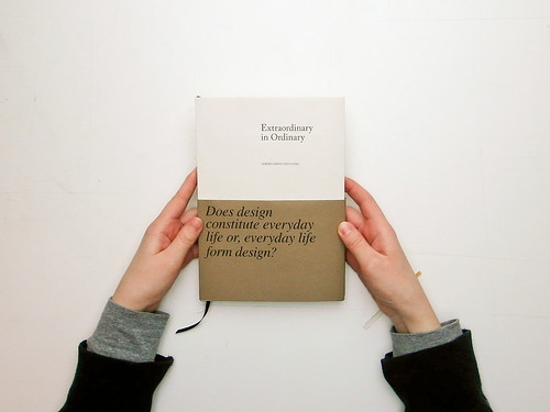 Extraordinary in Ordinary (MA Thesis)