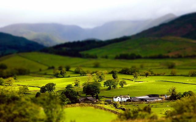 Grasmere Village, Lake District, Cumbria - Flickr CC RayChe