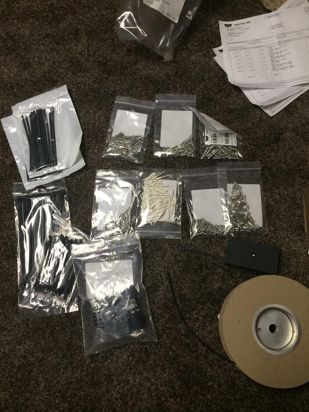 Custom Wiring Project