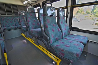 ST Gillig Advantage #9202P Interior