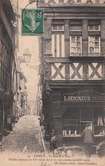 44. Lisieux. - La Rue de la Paix (c.1910)
