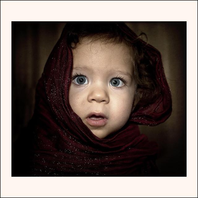 Aisha Afghan Girl