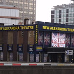 New Alexandra Theatre - Suffolk Street Queensway - Britain