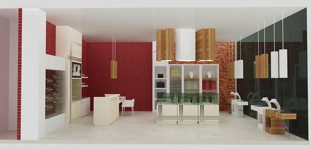 Diseño de Joyeria. Espacio. Muebles para Venta de joyas y …  Flickr - Photo ...