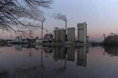 Berlin-Rummelsburg, Cement Factory