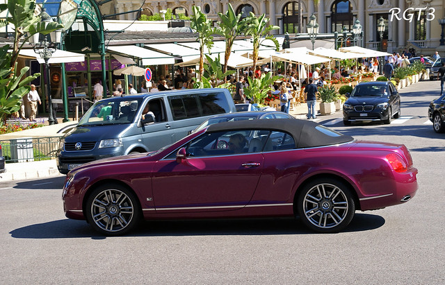 "Bentley Continental GTC Speed ""Series 51"""