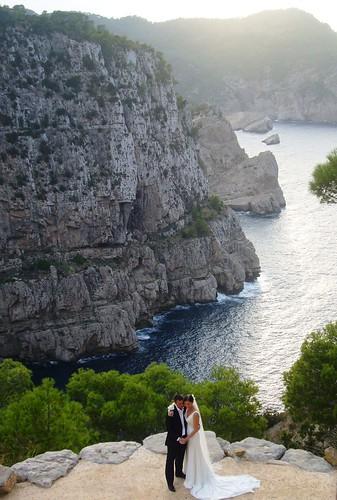 Hacienda Na Xamena, Ibiza wedding venue