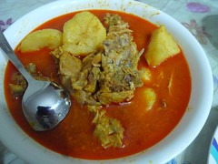 meal, stew, curry, asam pedas, red curry, food, dish, soup, cuisine, gulai,