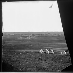 View of Alexandria, Virginia, From Camp of 44th, New York Infantry.