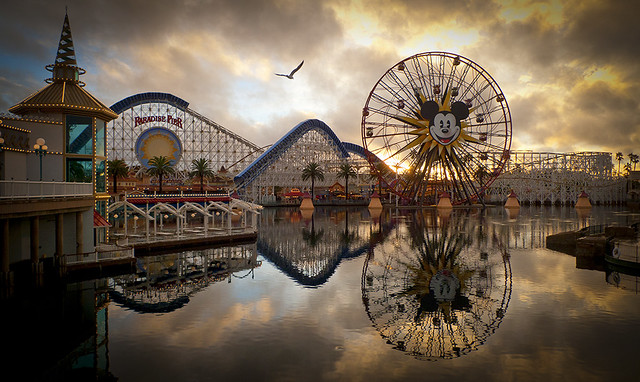 Happy Anniversary Disney California Adventure! (Explored at #1, 2/8/11)