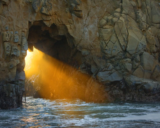 Gate to the Sea - Pfeiffer Beach
