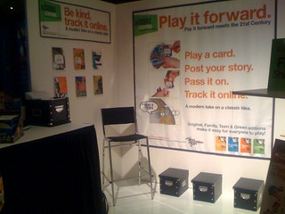 Toy Fair 2011 - Boom Boom! Cards booth #6073 open for business! #TF11
