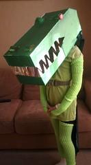 Halloween Costume App