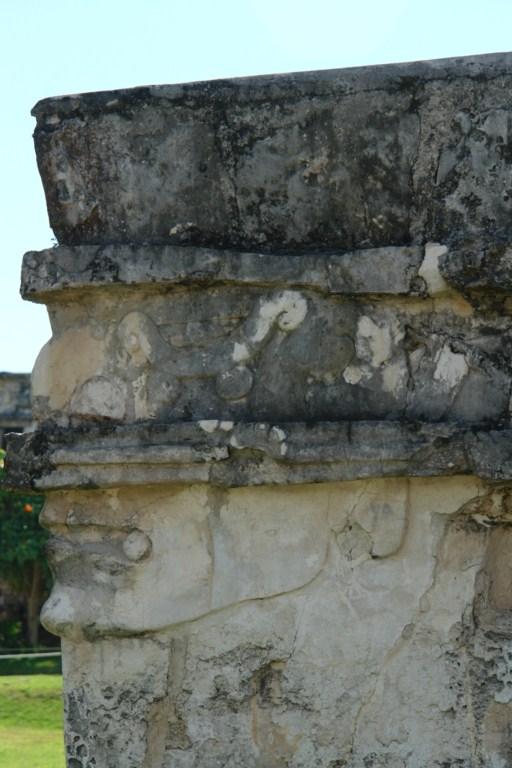 "Figura en la esquina tulum, el ""beach resort"" de los mayas - 5461424748 5f57334933 o - Tulum, el ""beach resort"" de los Mayas"