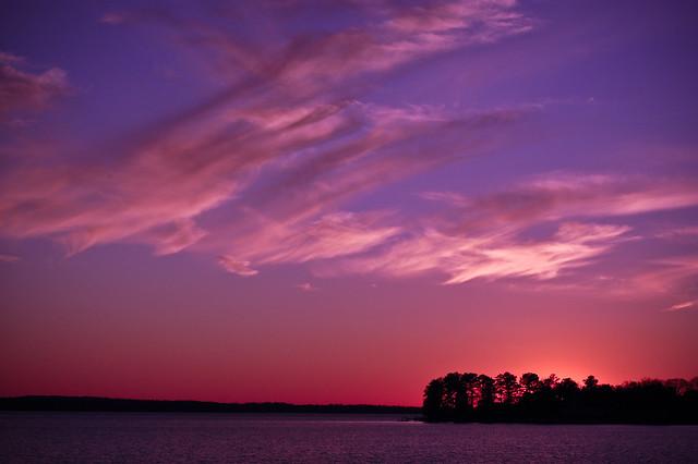 Pink Sky at Night... | Flickr - Photo Sharing!