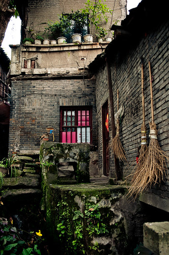 Chongqing village house