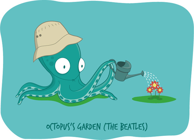 Octopus 39 S Garden The Beatles Flickr Photo Sharing
