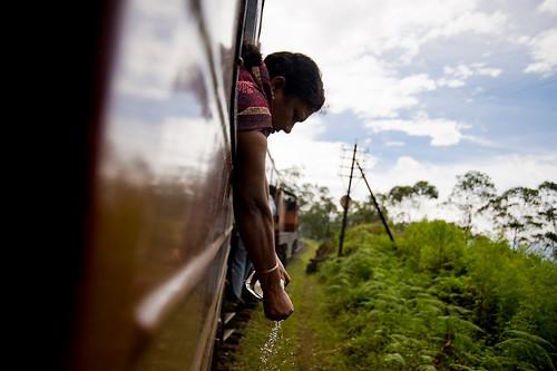 Sri Lanka - Train Ride