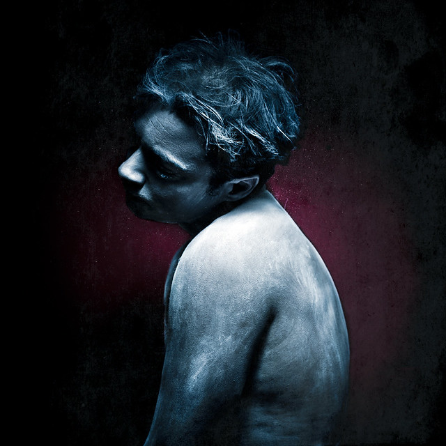 Young Sick Bacchus a different light - a ...