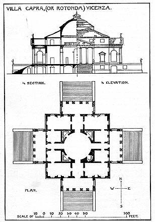 Plan Villa Sub Urbaine Gallo