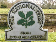 National Trust - Stowe House & Landscape Gardens.