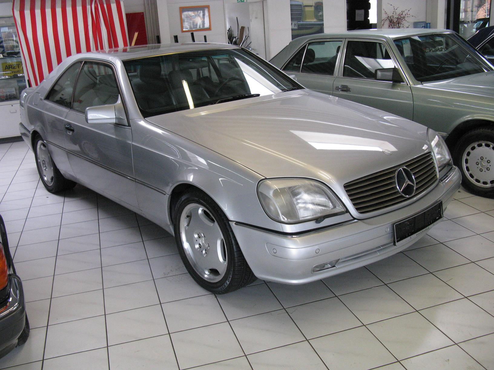 Mercedes benz s600 coup flickr photo sharing for 2011 mercedes benz s600