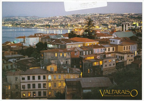 Historic Quarter of the Seaport City of Valparaíso