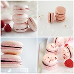 Pretty in Pink Macarons