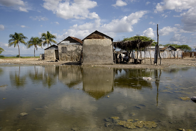 UNICEF Provides Cholera Assistance to Haiti Area Cut off by Flooding