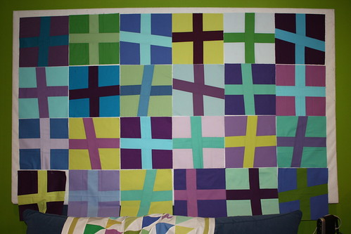 do. Good Stitches {A Charity Bee} - Hope January Quilt